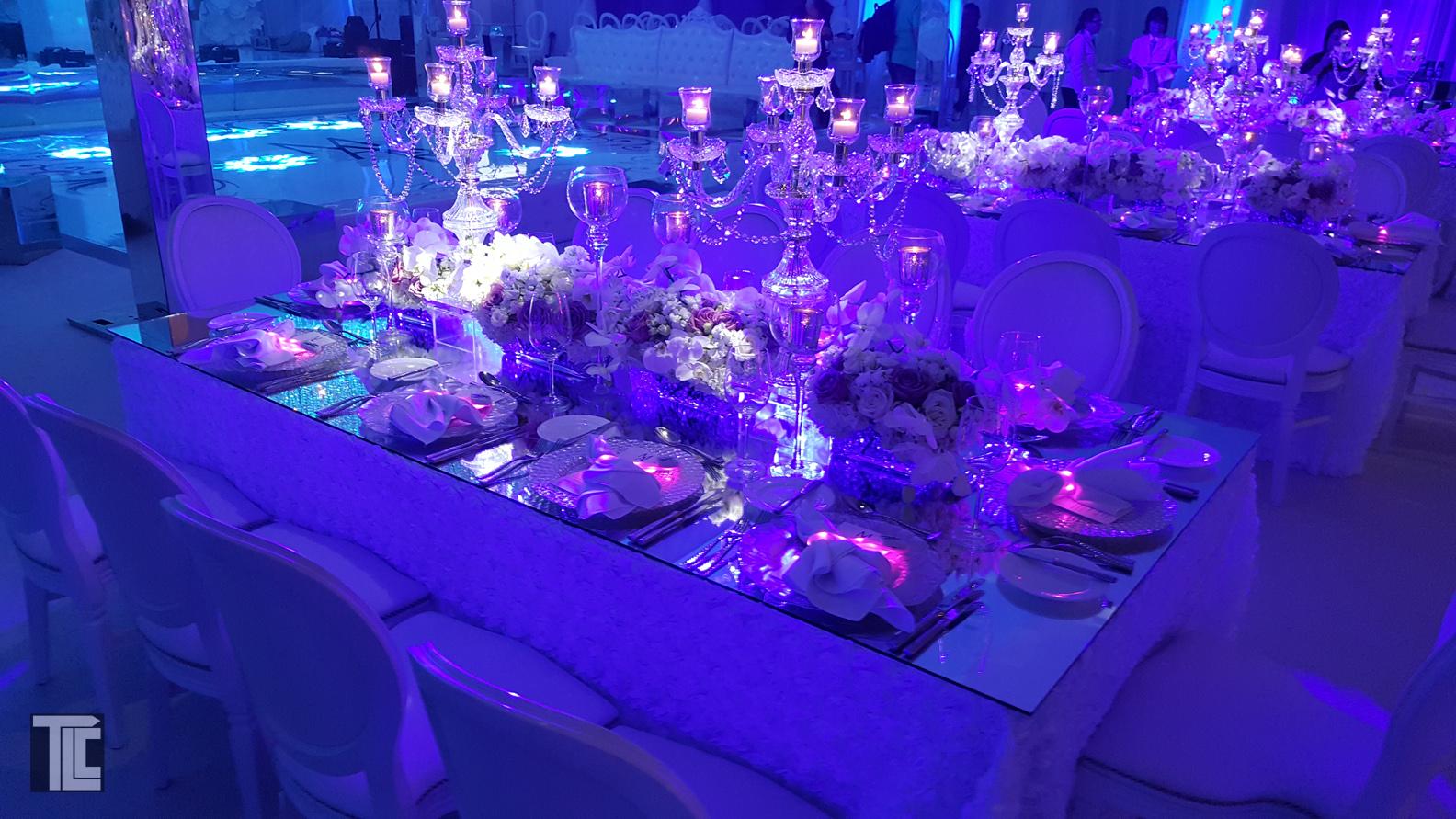 XylobandsUSA LED dinner decor