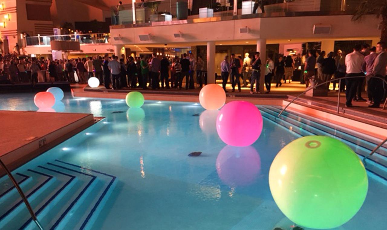 Light Up Balls Glow Balls from TLC Creative
