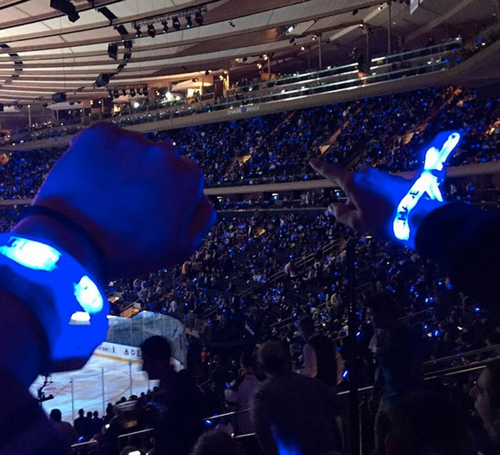 Xylobands at Rangerstown