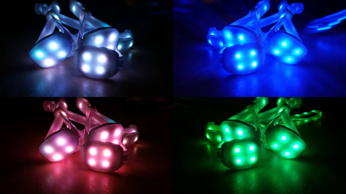 Xylobands 360 degrees of Light!